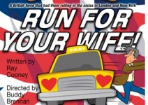 Run For Your Wife Poster
