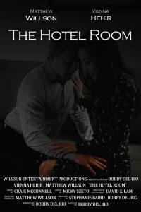 The Hotel Room Official Poster