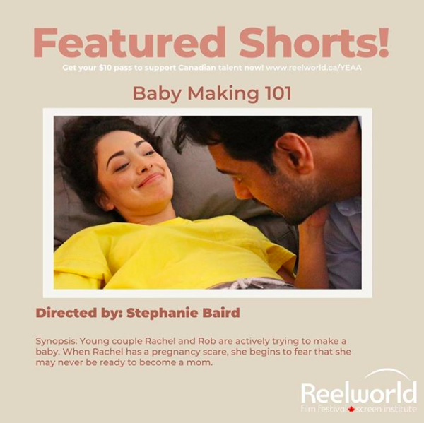 Reelworld Baby Making 101